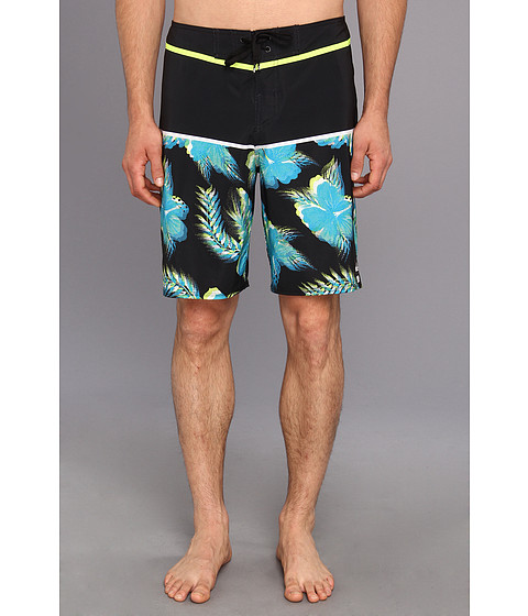 Quiksilver - Tropical Boardshort (Black) Men's Swimwear