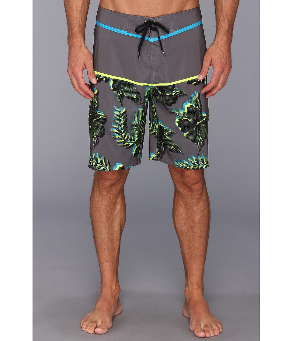 Quiksilver - Tropical Boardshort (Metal) Men's Swimwear