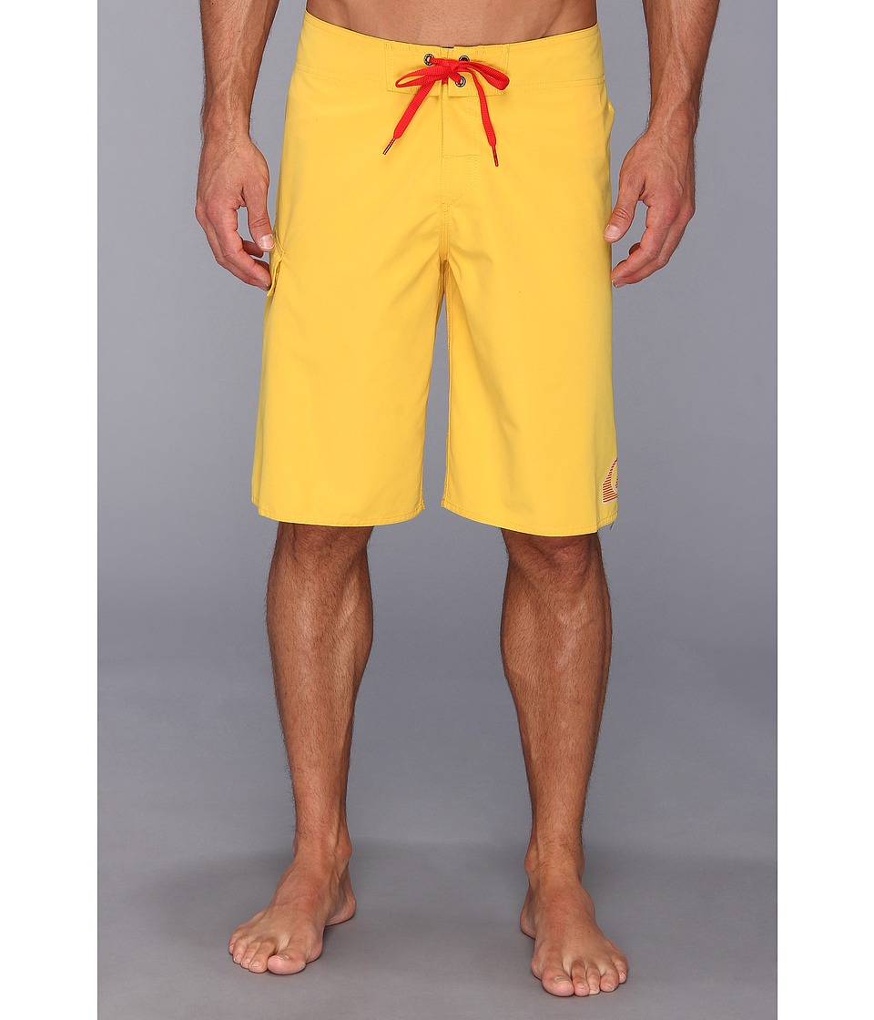 Quiksilver - Stomping Boardshort (Sunset) Men's Swimwear