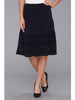 SALE! $39.99 - Save $88 on NIC ZOE Be Seen Wink Skirt (Moonless Night) Apparel - 68.76% OFF $128.00
