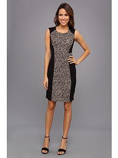SALE! $71.99 - Save $86 on NIC ZOE Candlelit Slim Dress (Multi) Apparel - 54.44% OFF $158.00
