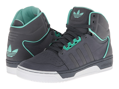 adidas Originals - Conductor AR (Lead/Mahia Mint) Men's Shoes