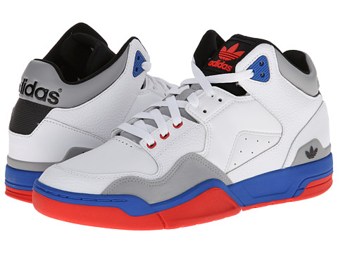 adidas Originals - ZXZ Trainer Pro (White/Blue Beauty/Hi Res Red) Men