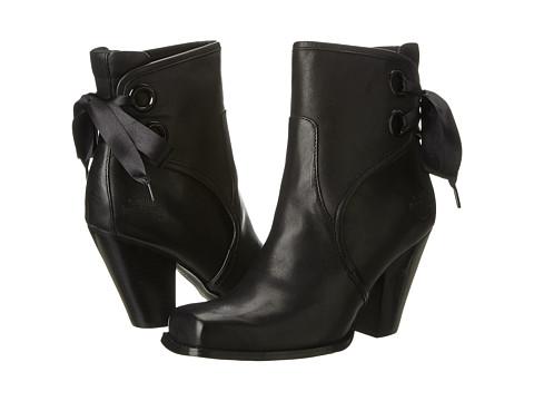 Harley-Davidson - Eve (Black) Cowboy Boots