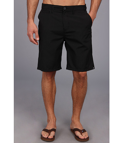 Quiksilver - Regent Seas Short (Black) Men's Shorts