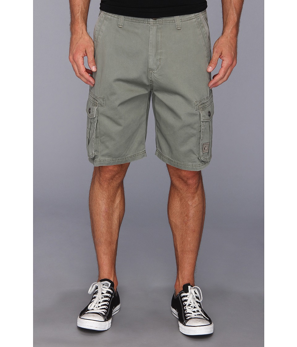 Quiksilver - Deluxe Cargo Short (Armed) Men