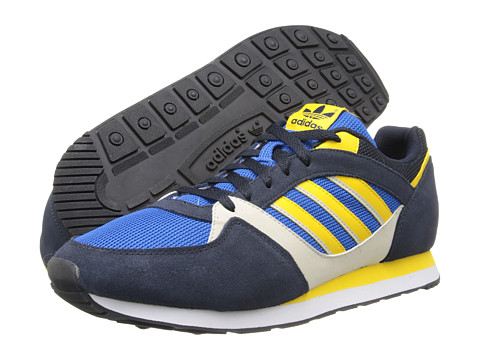 adidas Originals - ZXZ 100 (Bluebird/Sunshine/Bliss) Men's Shoes