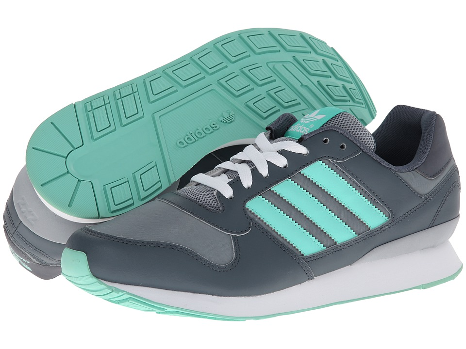 adidas Originals - ZXZ WLB 2 (Lead/Bahia Mint/White) Men's Classic Shoes