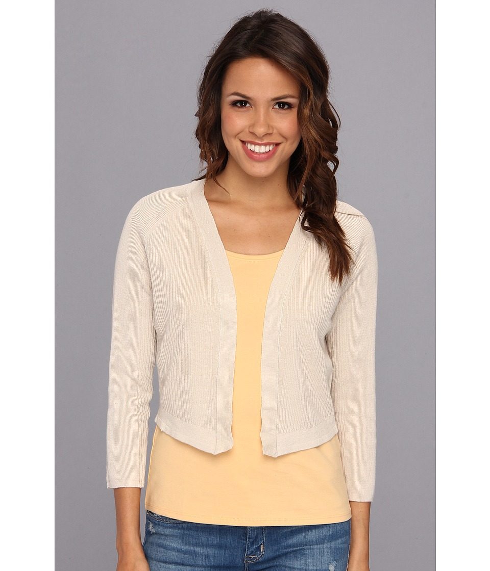 NIC+ZOE - Daybreak Cardy (Sandshell) Women's Sweater