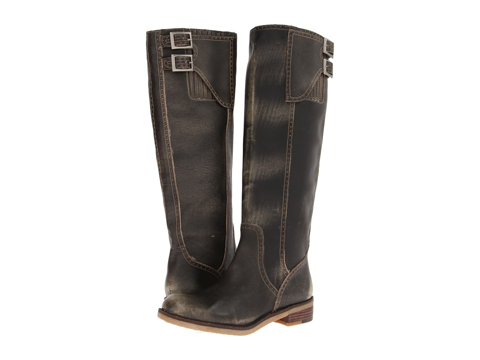 Lucky Brand Andria Womens Boots (Black)
