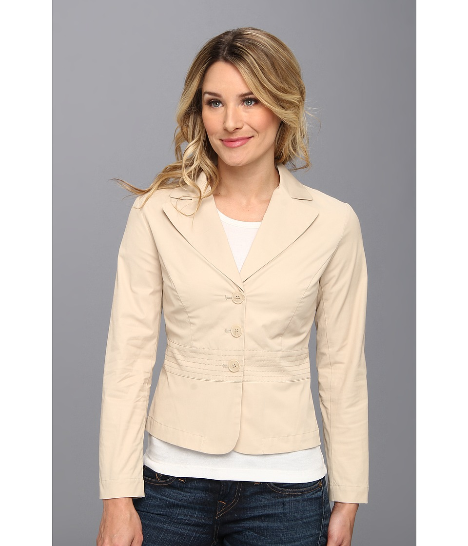 Pendleton - Jessica Jacket (Oxford Tan) Women's Jacket