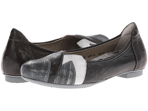 Think! - Balla Damen - 82167 (Black Kombi) Women's Flat Shoes