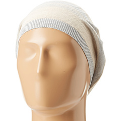 SALE! $14.99 - Save $10 on Calvin Klein Marled Slouchy Beret (Heathered Almond) Hats - 40.04% OFF $25.00