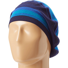 SALE! $14.99 - Save $10 on Calvin Klein Marled Slouchy Beret (Teal) Hats - 40.04% OFF $25.00