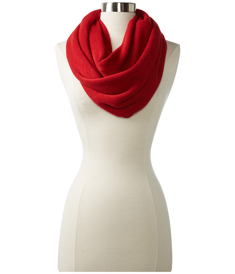 Calvin Klein - Acrylic Infinity (Rouge) Scarves