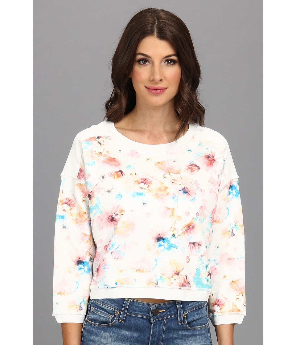 Rebecca Taylor - Poppy Sweatshirt (Cream) Women's Sweatshirt