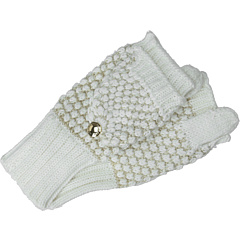 SALE! $16.99 - Save $13 on Calvin Klein Popcorn Fliptop Gloves (Cr me) Accessories - 43.37% OFF $30.00