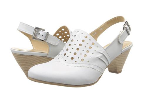 Fidji - L456 (White) High Heels