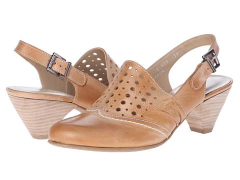 Fidji - L456 (Tan) High Heels