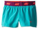 Nike Kids Icon Woven 2-in-1 Short (Little Kids/Big Kids) (Turbo Green/Bright Grape/Laser Crimson)