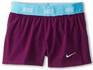 Nike Kids Icon Woven 2-in-1 Short (Little Kids/Big Kids) (Bright Grape/Polarized Blue/White)