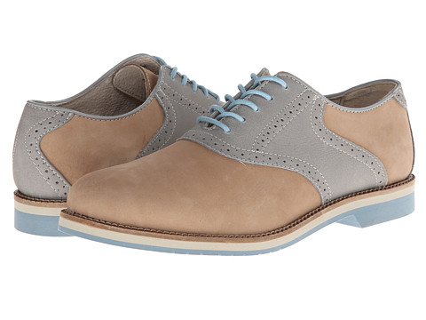 Bass Burlington (Latte/Warm Stone) Men's Lace up casual Shoes
