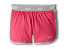 Nike Kids Sport Mesh Short 4 (Little Kids/Big Kids) (Vivid Pink/Base Grey/Light Base Grey)