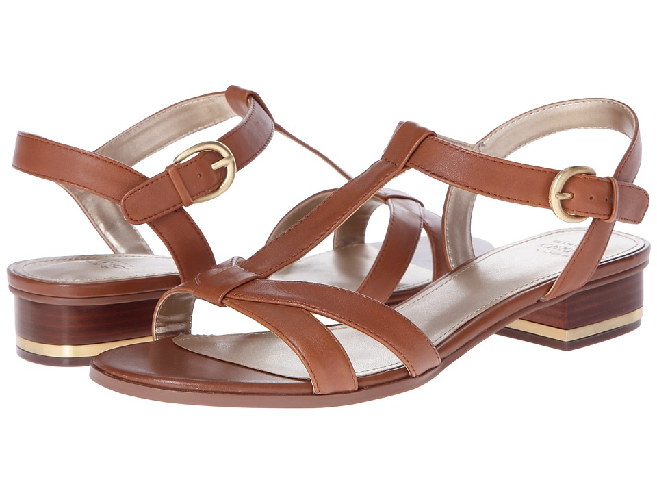 Circa Joan & David - Brynn (Light Tobacco Leather) Women's Sandals