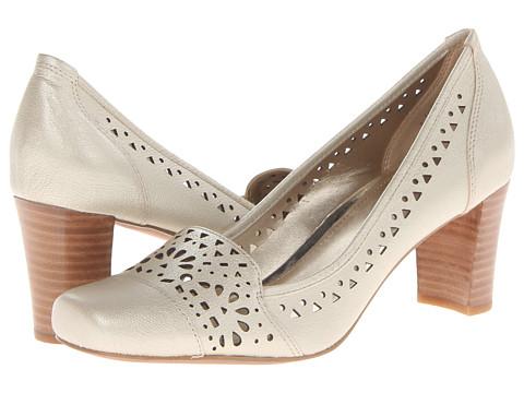 Circa Joan & David - Venera (Champagne Gold) High Heels