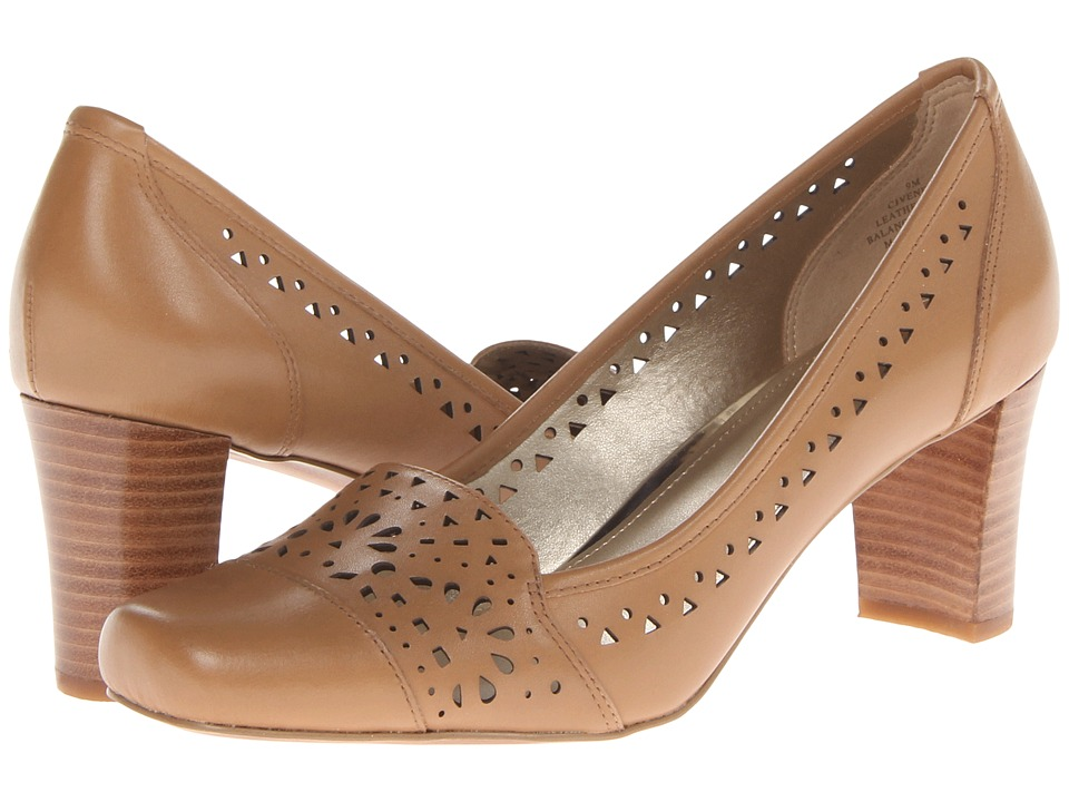 Circa Joan & David - Venera (Natural Leather) High Heels