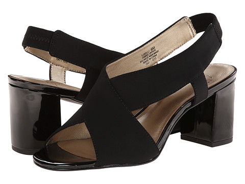 Circa Joan & David - Kelli (Black Stretch) High Heels