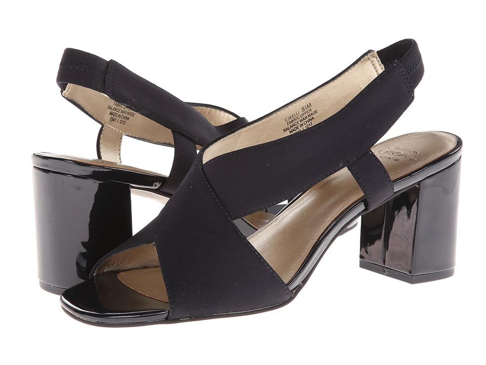 Circa Joan & David - Kelli (Navy Stretch) High Heels