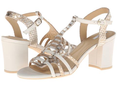 Geox - D Nesa (Milk) High Heels
