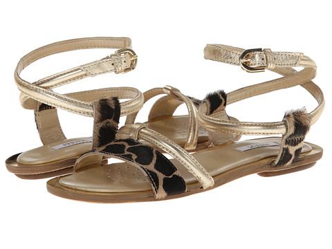 Geox - D Sweetness (Caramel/Natural) Women's Shoes