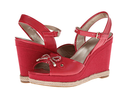 Circa Joan & David - Orsola (Margarita (Red)) Women's Sandals