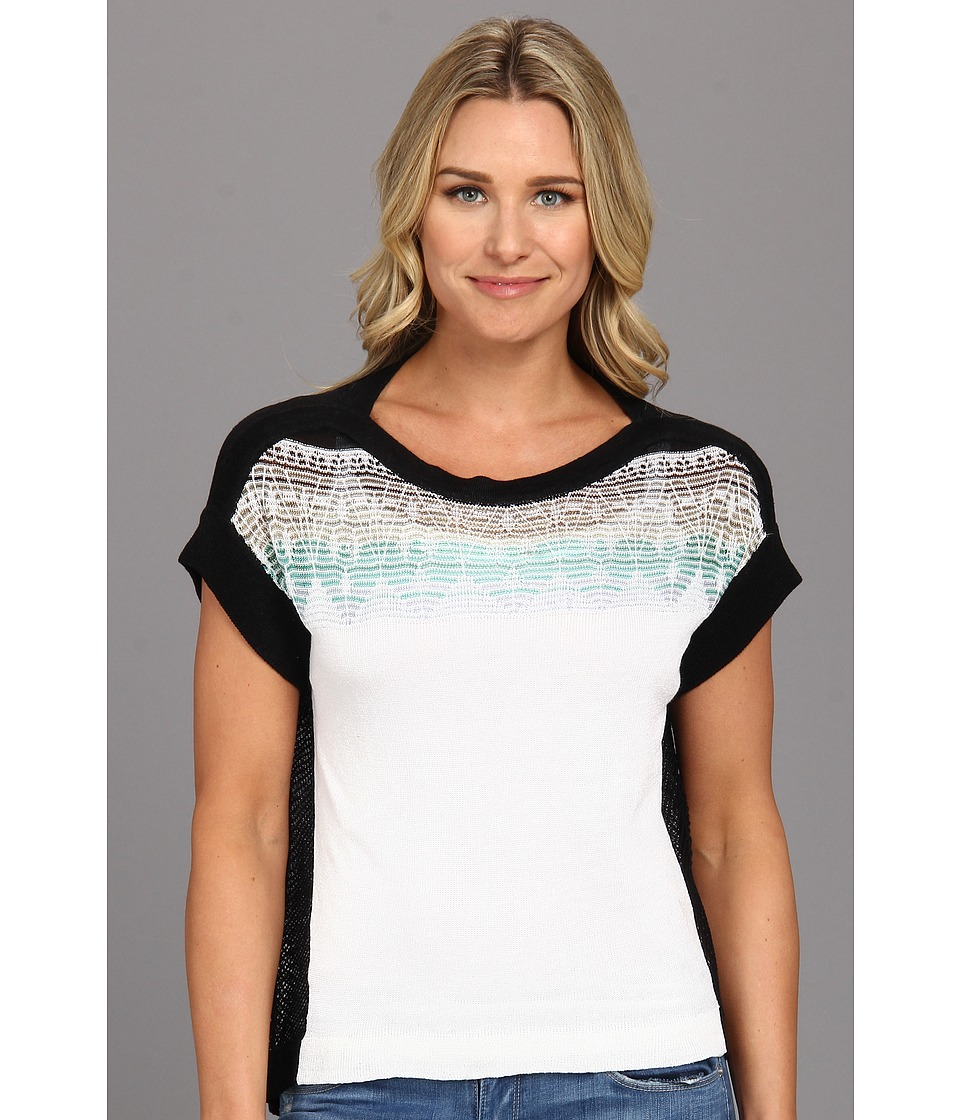 NIC+ZOE - Greenhouse Top (Multi) Women