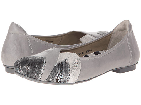 Think! - Balla Damen - 82167 (Alu/Kombi) Women's Flat Shoes