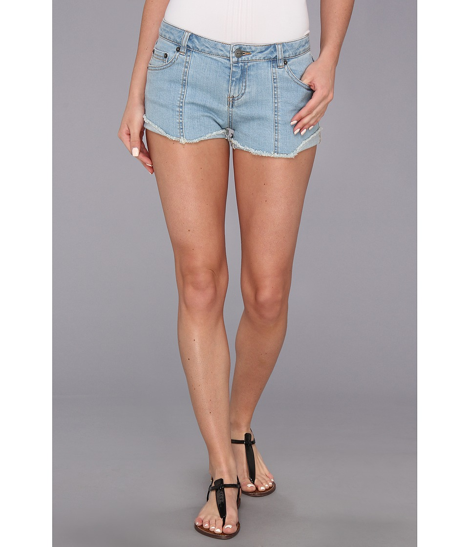 RVCA - Carzlez Short (Washed Out Blue) Women's Shorts