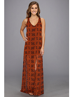 SALE! $24.99 - Save $29 on RVCA Glenn Crinkle Chiffon Dress (Coconut Shell) Apparel - 53.72% OFF $54.00