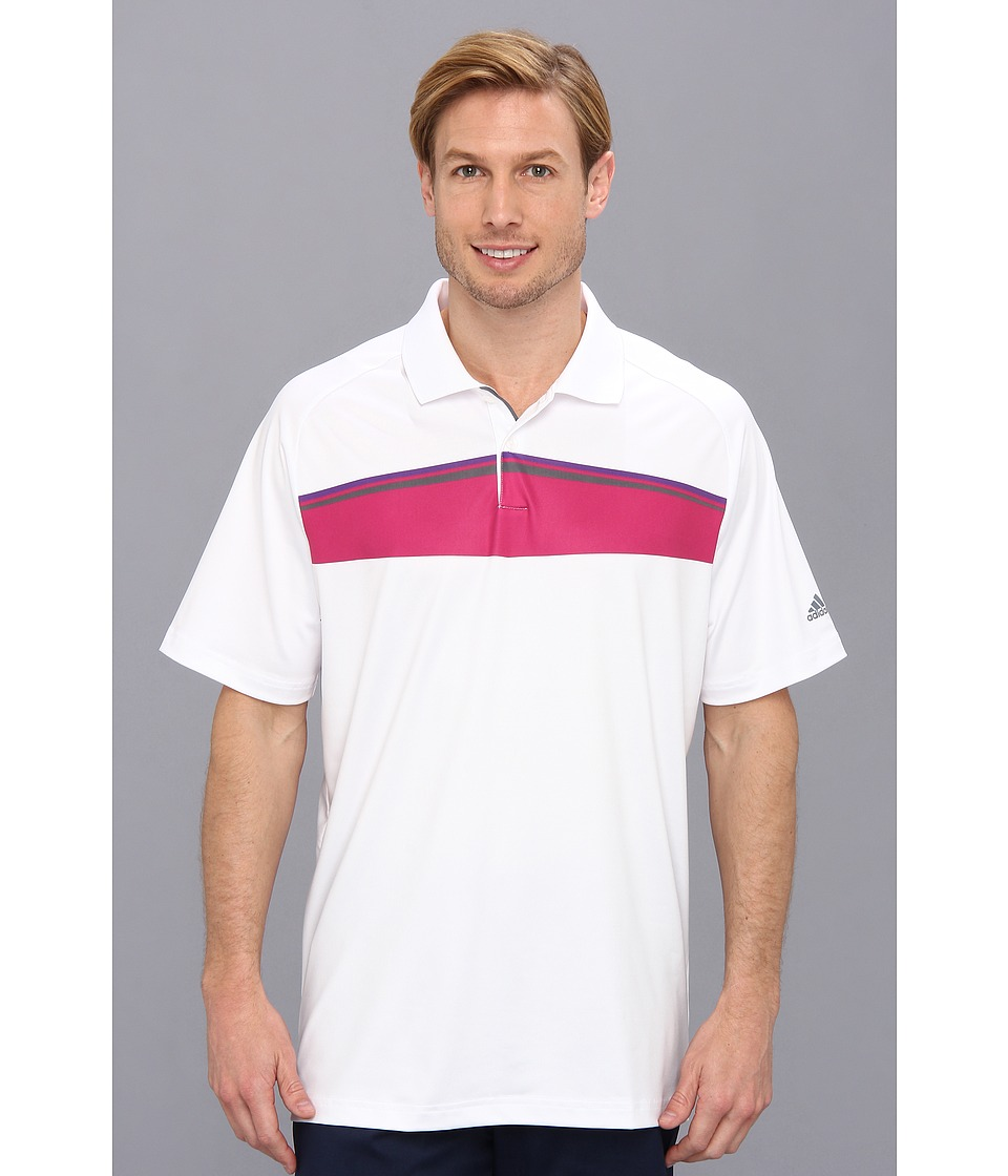 adidas Golf - Puremotion Tour CLIMACHILL Geo Print Tour Polo