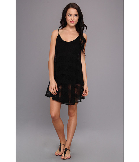 RVCA - Bori Sleeveless Dress (Black) Women's Dress