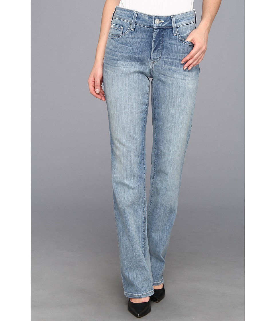NYDJ - Marilyn Straight in Manhattan Beach (Manhattan Beach) Women's Jeans