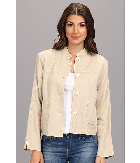 Pendleton - Tradewind Jacket (Oxford Tan Linen Blend) Women