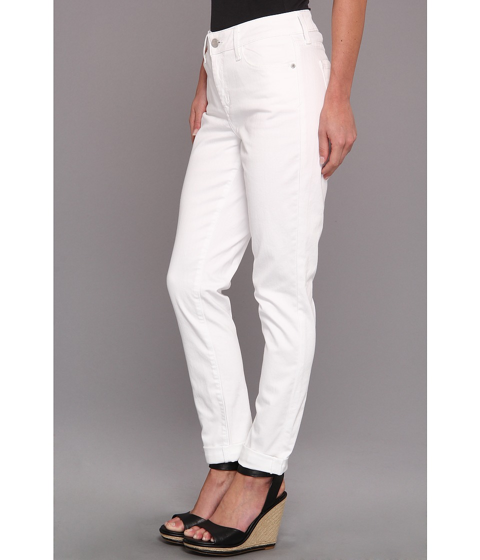 NYDJ - Anabelle Rolled Cuff Ankle (Optic White) Women's Jeans