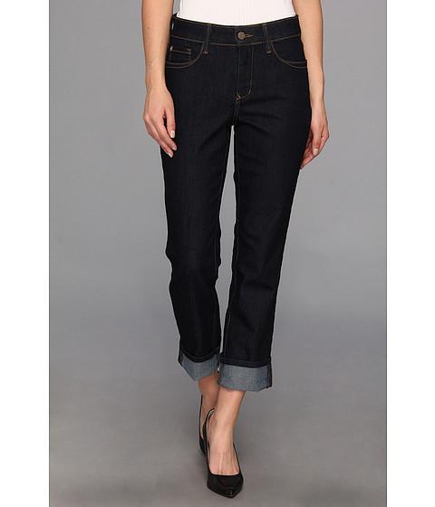 NYDJ - Bobbie Boyfriend in Dark Enzyme (Dark Enzyme) Women's Jeans