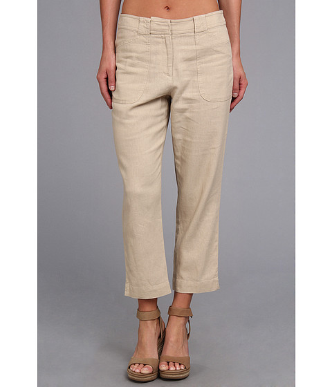Pendleton - Tradewind Capri (Oxford Tan Linen Blend) Women