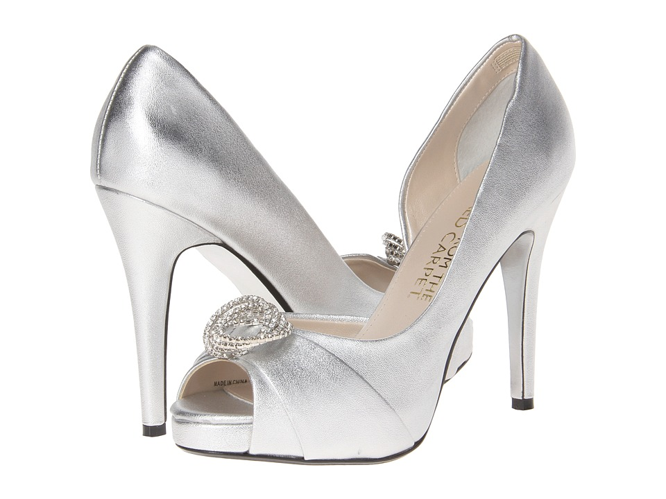 E! Live from the Red Carpet - Sara (Quick Silver Vitello) High Heels