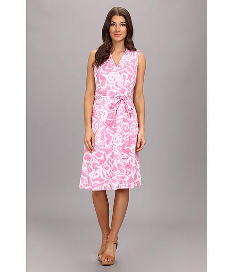 Pendleton - Vista Dress (Ibis Rose Ikat Print) Women's Dress