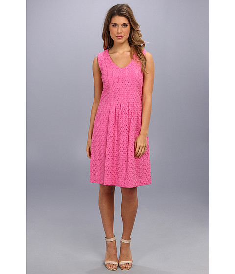 Pendleton - Eyelet Dress (Ibis Rose Eyelet) Women