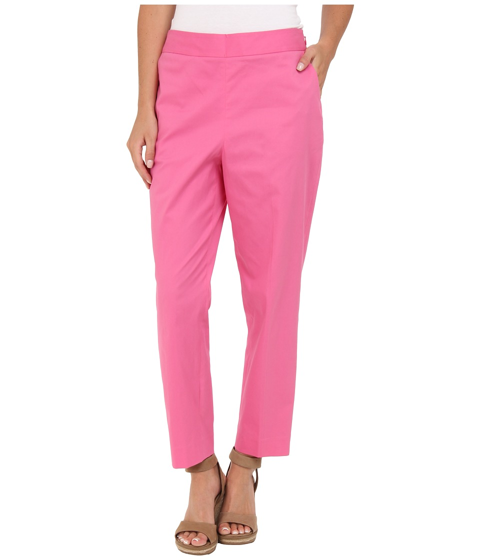Pendleton - Frankie Capri (Ibis Rose Stretch Twill) Women